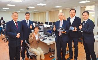 中原偕科技廠 打造AI機器人實驗室