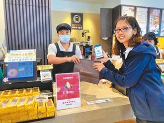 台灣Pay小確幸 聖瑪莉12%回饋