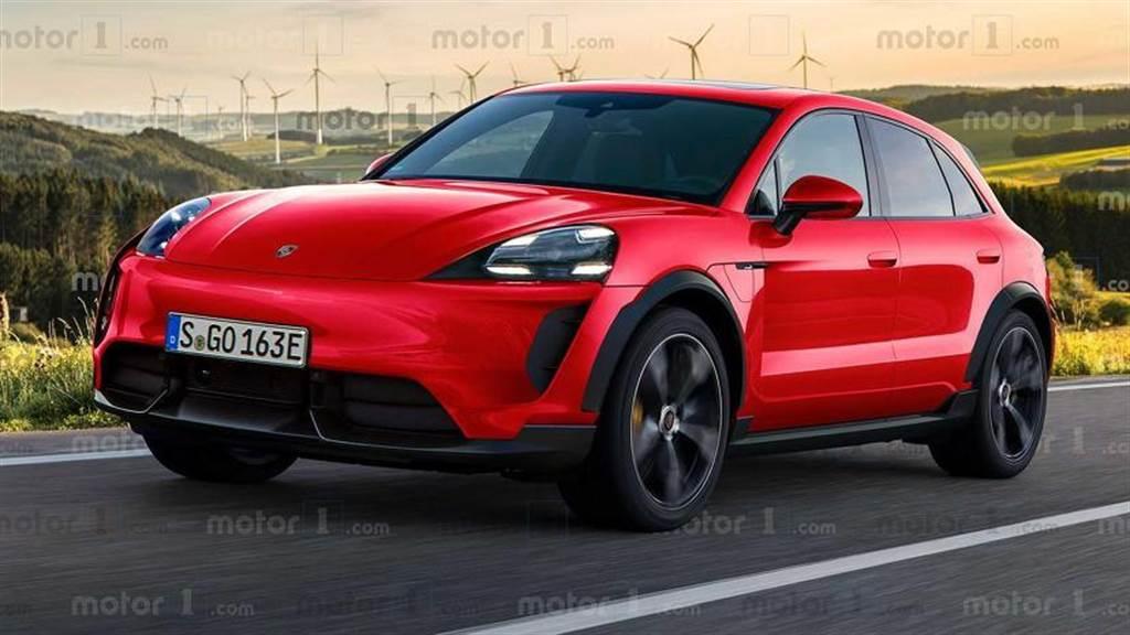 燃油引擎掰掰,保時捷官方證實新一代 Macan 只會有純電動車型