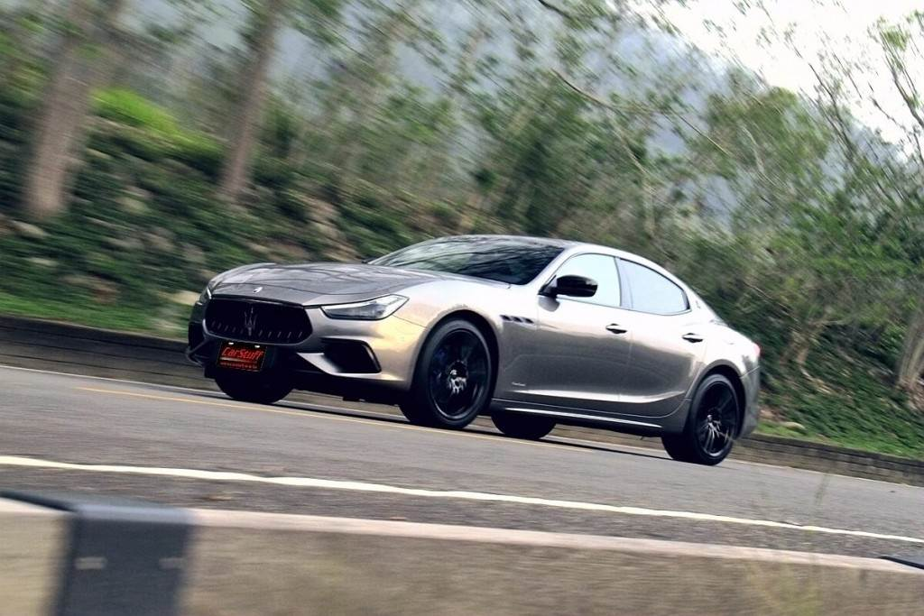 尬電特帶勁!Maserati Ghibli MHEV大展寧靜的力量!