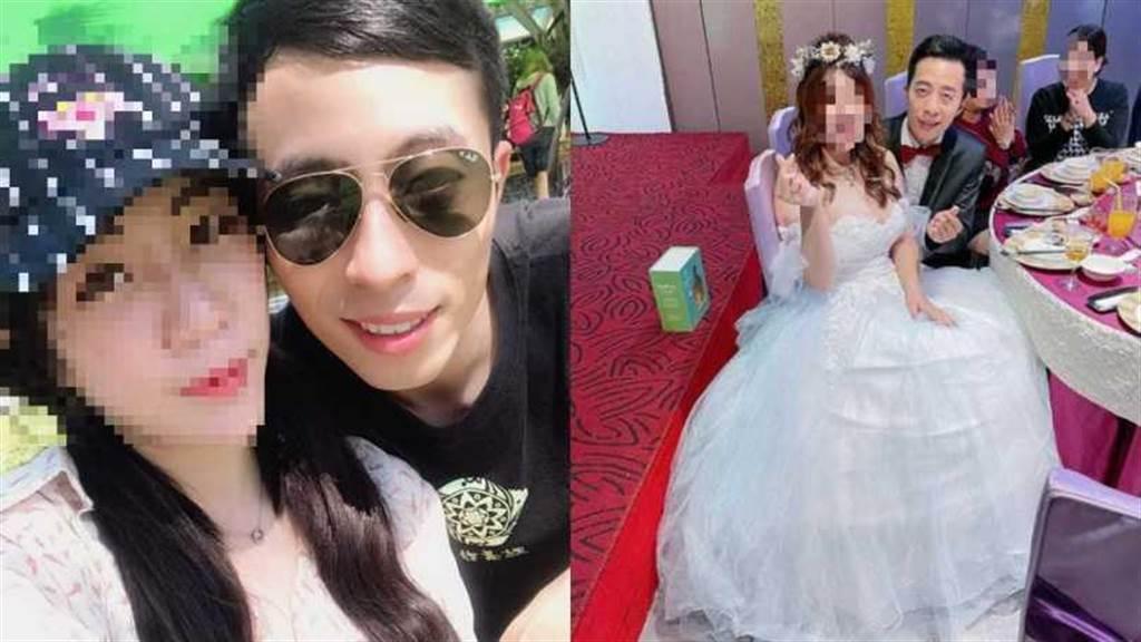 飛官羅尚樺才新婚不久,今日下午傳出墜海意外。(圖/翻攝自臉書、IG)