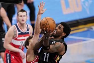 NBA》布雷克葛瑞芬首秀就灌籃 籃網險退巫師