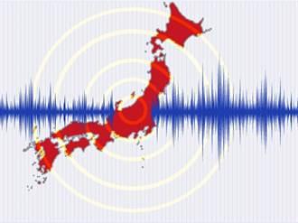 日本東部沿海發生規模6.9強震