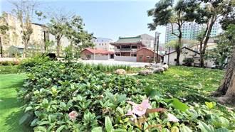 台中西平大漁池文化公園啟用 老二媽今年回鑾可駐駕烈美堂