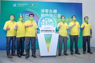 工研院成立「淨零永續策略辦公室」 規畫台灣2050淨零碳策略