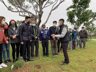 竹市首座樹葬園區「詠生樹」啟用 市民2024年前申請免費使用