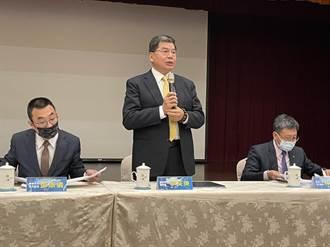 李长庚:将建议董事会加发现金股利