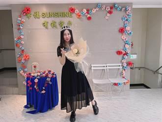 魔法玫瑰結婚趣 三峽戶政結婚登記送玫瑰波波球