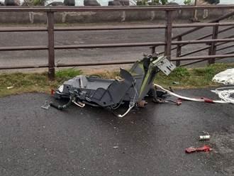快訊/2架F5E戰機擦撞墜海 尋獲中尉羅尚樺 失去生命跡象