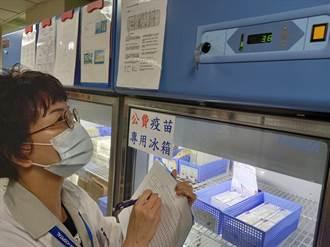 【AZ開打】嘉義市600劑23日施打 嘉基醫護人員率先接種
