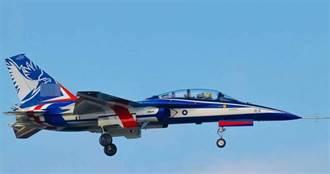 F5E機齡老舊 軍方擬加速生產「勇鷹」予以汰換