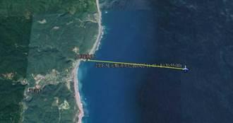 F5-E墜海當下「能見度不差」今有長浪恐增搜救難度