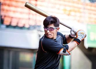 運動太陽眼鏡助更上層樓 職棒球星陳傑憲:助守備