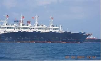 菲控220艘陸海上民兵集結 北京回應指控:正常避風行為