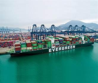產業迎榮景 長榮再造20艘1.5萬TEU全貨輪