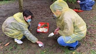 陪毛寶貝走完最後一程 動保處倡導環保寵物樹葬服務