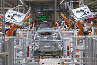 機械業攻電動車 搶百億商機