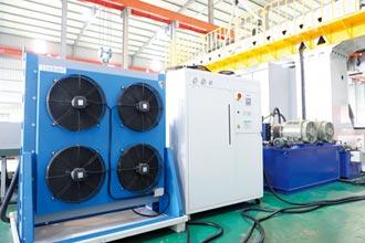 庫林風冷式冷卻器 降溫更節能