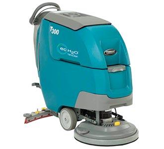 美國Tennant掃地車、洗地機 效率高
