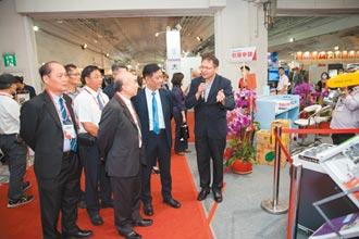 臺南自動化機械展 4月22日火紅登場
