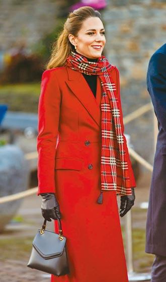 凱特王子妃穿衣好品味