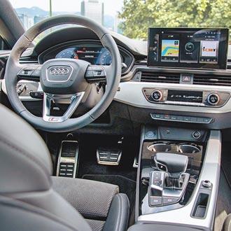 Audi A5 Sportback 40 TFSI S line聰穎帥氣內外兼具