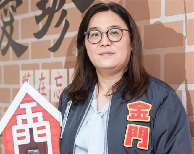 國民黨立委陳玉珍。(圖/摘自陳玉珍臉書)