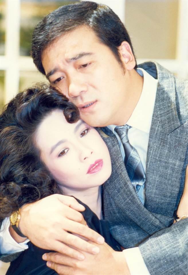 趙學煌曾演過多部花系列作品的男主角。(中時資料照)