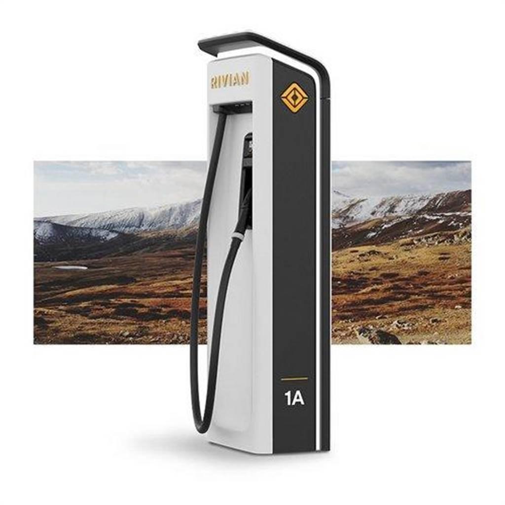 電動車新創 Rivian 啟動北美充電網路計畫:三年 600+ 座城市蓋快速充電站