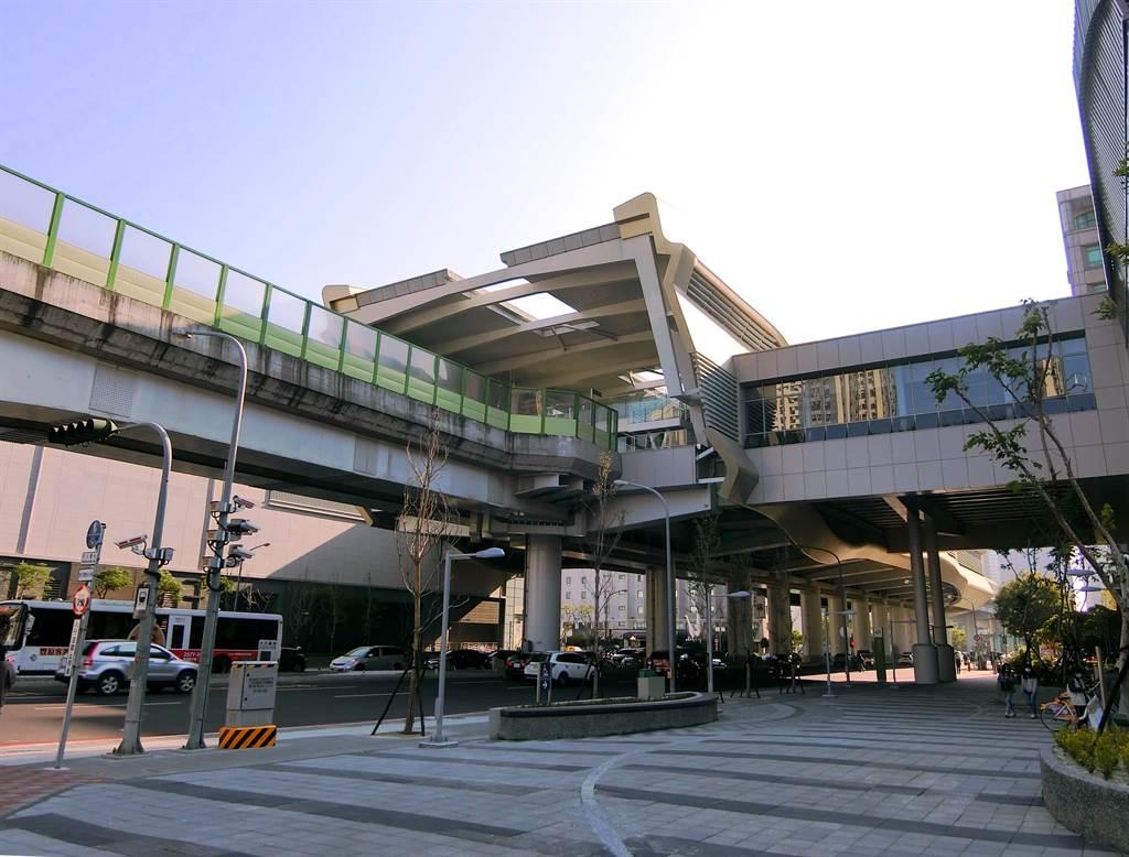台中正式進入軌道時代,捷運綠線沿線房市受到矚目。(台灣房屋提供)