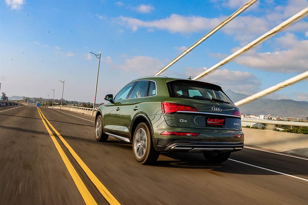 更型格的生活玩家,2021 Audi Q5 45 TFSI quattro Edition One 小改款