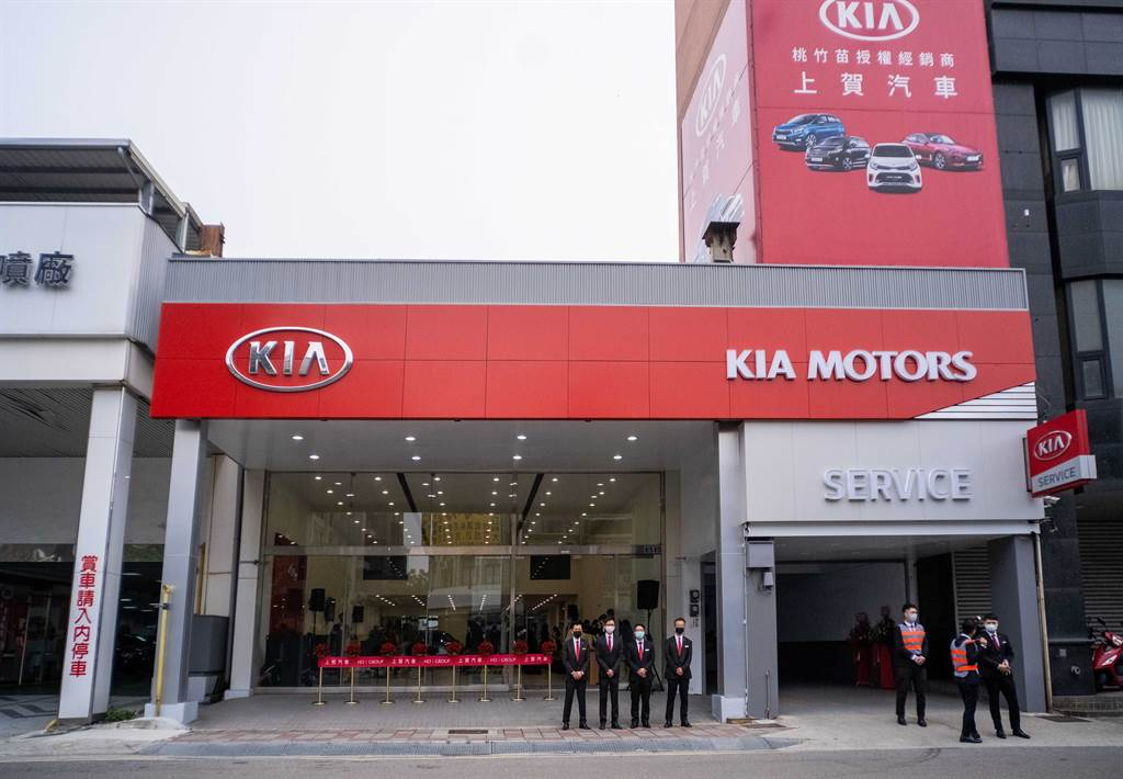 桃竹苗區指定經銷商─上賀汽車,斥資超過千萬打造為包含新車銷售、售後服務、與零配件服務的全新3S新竹旗艦展示中心。