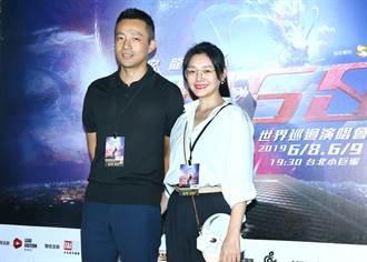 汪小菲慶結婚10年甜告白妻:小女孩 大S嫩回少女太驚人