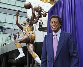 NBA》生涯7次爭冠全敗 湖人悲劇英雄辭世