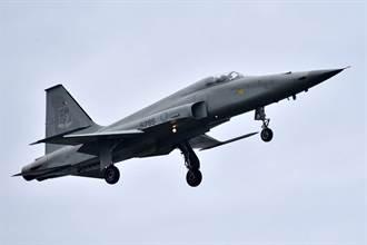F-5E撞機失事 長機下令調整編隊時機成事故關鍵
