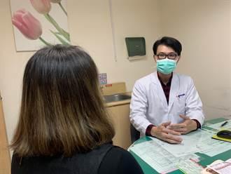 5旬婦一咳就漏尿 電波療程改善尿失禁