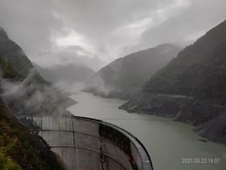 梨山集水區終於降雨 德基水庫進帳有限
