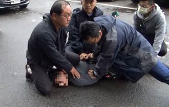 護理師爬金龍山遭搶綁樹上 嫌犯逮到了