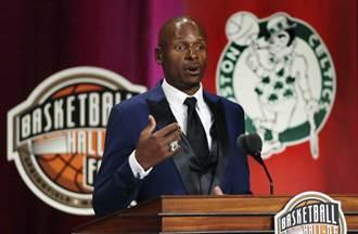 NBA》中距離投籃式微 雷艾倫批評三分球氾濫