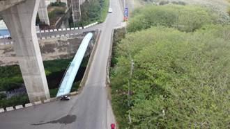 彰化烏溪防汛道無名橋成交通瓶頸 6月將拓寬