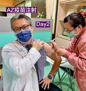 ICU醫護施打疫苗燒一晚 南市衛生局稱正常副作用