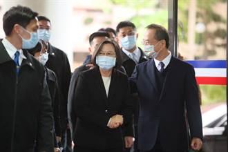 國民法官模擬法庭  蔡英文首次到庭聆聽開審陳述