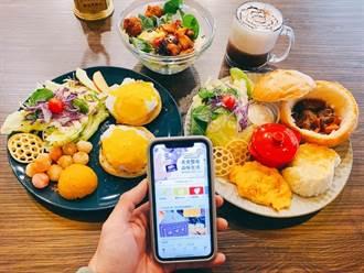 擴大點數生態圈 HAPPY GO衝刺餐飲街邊店