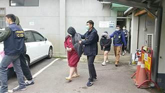 台中女遭拘禁毆打 主嫌搬出神明恐嚇還錢