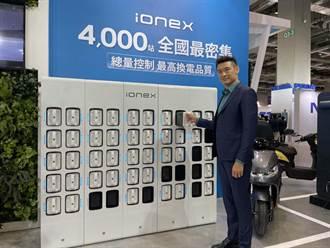 IONEX 3.0參展2021智慧城市展