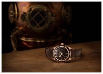 OMEGA發表年度新表 青銅金表材質再升級 復古不減奢華