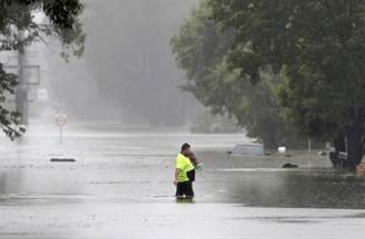 去年野火肆虐今年世紀洪患 澳洲氣候變遷敲警鐘