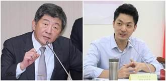 台北市長最新民調 蔣萬安單挑綠4大咖 結果他贏了