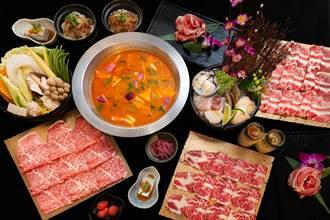 飯店頂級涮涮鍋平日小確幸 限定套餐「名片」加持送肉品