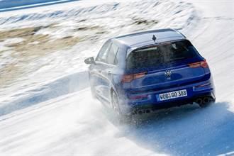 加選R Performance套件,讓Volkswagen Golf R增添飄移與紐柏林最速模式